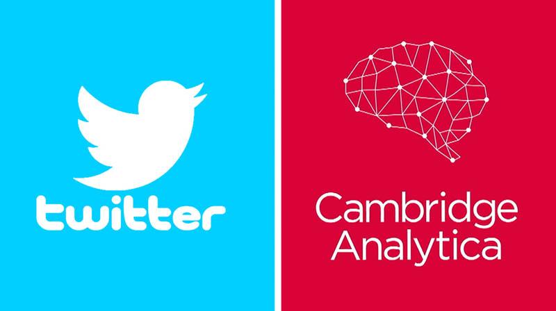 Cambridge Analytica Twitter