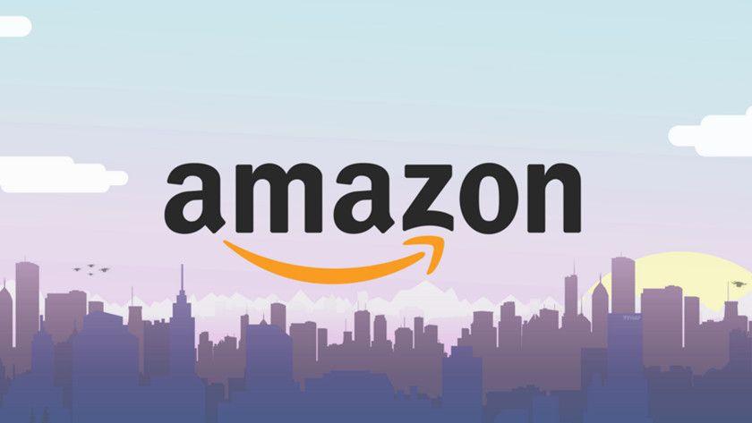 Amazon centro logístico en Murcia
